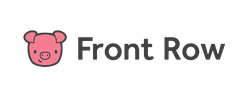Image result for front row logo